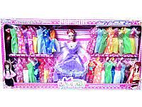 Кукла  с платьями 5570A