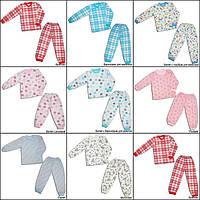 Детская теплая пижама Габби для мальчика ( от 9 мес до 9 лет)