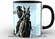 Кружка Skyrim Довакин на коне, фото 4