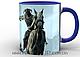 Кружка Skyrim Довакин на коне, фото 7