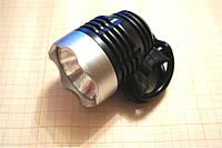 Светодиодный фонарь на батарейках CR2032 для велосипедов на руль