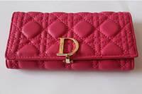 Кошелёк женский Christian Dior длинный
