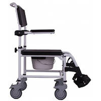 "Кресло - каталка для душа с туалетом ""OSD Wave "" (колеса 5 "" )"