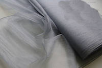 Фатин, цвет светло серый