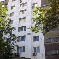 Наружное утепление квартир пенопластом