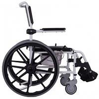 """Коляска для душа с туалетом """" OSD Swinger """" (задние колеса 24 """", передние 5"""" )"""