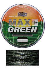 Шнур Max Green 0.08 135m 4.1kg  spectra 100%