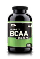 ON BCAA 1000, 400 капсул