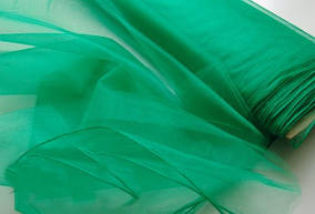 Фатин, колір зелений