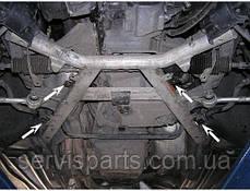 Захист двигуна BMW 5 E39 (БМВ 5 Е39), фото 3