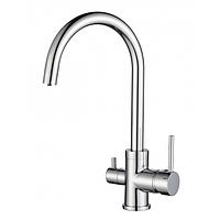 Смесители для кухни  под фильтр Aquasanita 2963 (001)