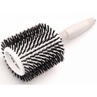 Брашинг для волос Olivia Garden Ceramic Ion Turbo Vent Boar Large овальный
