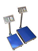 Напольные весы ВПЕ-Центровес-405-300-СМ, до 300 кг,  размер площадки 400х500 мм