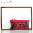 Женский кожаный кошелек Desisan Shi320-1lak, фото 6