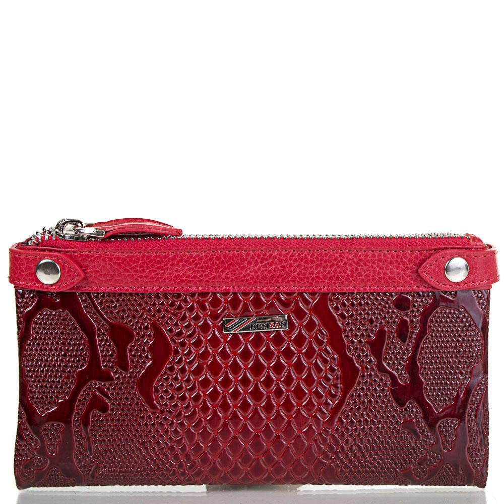 Женский кожаный кошелек Desisan Shi320-1lak
