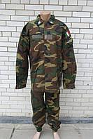 КОМПЛЕКТ китель + брюки + кепка армии Италии р.54, 56, 58 Камуфляж DPM Woodland ОРИГИНАЛ