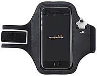 Чехол на руку для телефона AmazonBasics Running Armband для iPhone 6, iPhone 6s, Samsung Galaxy S6, фото 1