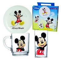 Детский набор посуды Disney Mickey Colors