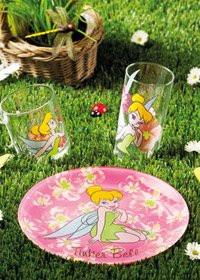 Детский набор посуды Disney Tinker Bell