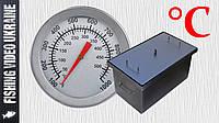 Термометр для коптильни (барбекю, гриля)
