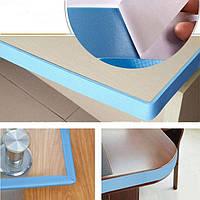 Мягкая защитная лента на углы, торцы мебели