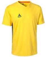 SELECT MEXICO SHIRT футболка игровая желто-синяя