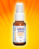Аква Бонус, пограничная вода (6 флаконов по 10 мл)