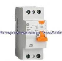 Устройство защитного отключения General Electric DCG225/030 2P AC