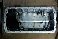 Поддоны масляные (алюминий) на Fiat Scudo, Citroen Jumpy, Peugeot Expert