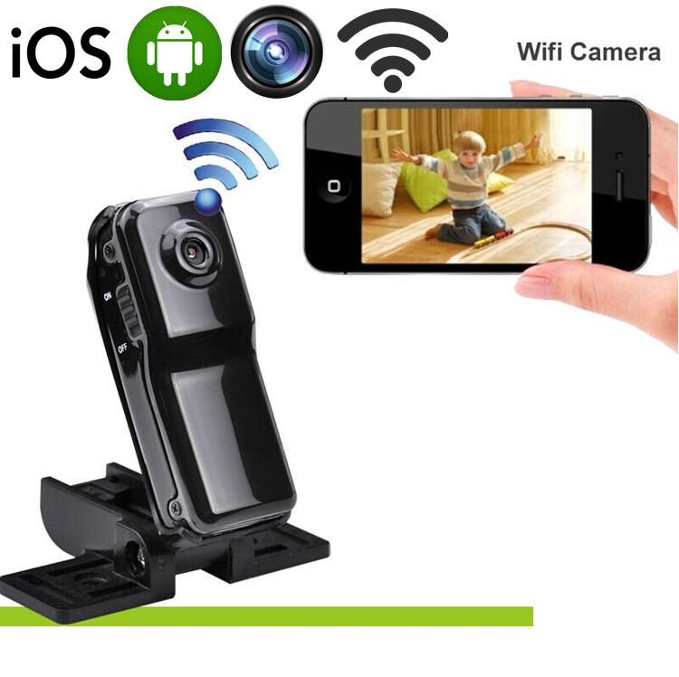 IP камера Mini DV MD81 WiFi - IP