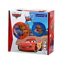 Детский набор посуды Disney Cars 2
