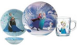 Детский набор посуды Disney Frozen