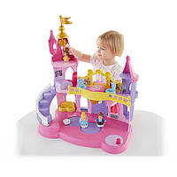 Fisher-Price Little People Disney замок принцесс
