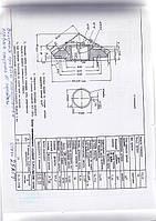 Шестерня привода на коробку подач 1Л532
