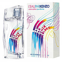 Kenzo L'Eau Par Colors Pour Femme туалетная вода 100 ml. (Кензо Л'Еау Пар Колорс Пур Фемме)