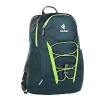 Городской рюкзак Deuter Go Go forest/kiwi (3820016 2225)