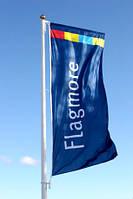 Флаг вертикальный 1500х5000мм, фото 1