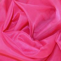 Тюль ярко-розовая Вуаль, однотонная + высококачественный пошив