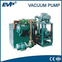 Вакуумная система серии JZJP (вакуумный насос Рутса и водоструйный эжекторный насос)