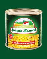 Кукуруза сладкая консервированная ж\б 425 мл
