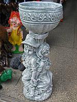 Садовая фигура Малята ( камень)  72 см.