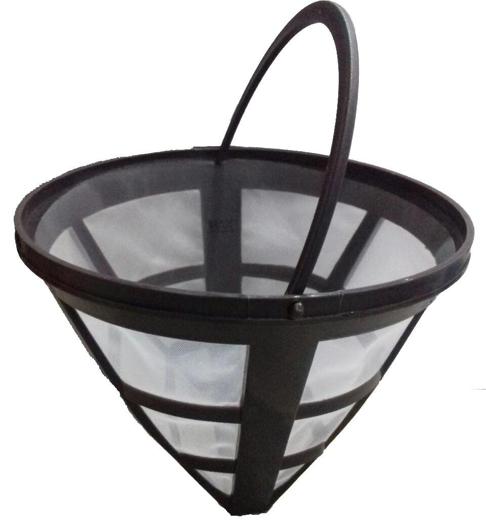 Фильтр многоразовый №4 для капельных кофеварок (1шт) - dellux.com.ua в Луцке
