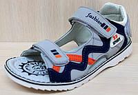 Босоножки ортопедические для мальчика Jong-Golf, фото 1