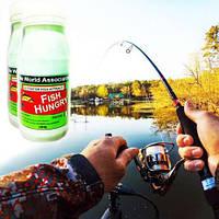 Активатор клева голодная рыба Fish Hungry жидкий, Фиш хангри 120 мл
