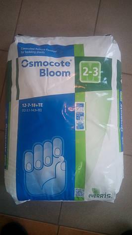 Osmocote Bloom 12-7-18+TE (2-3 мес.) 25кг., фото 2
