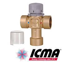Icma 143 Термостатический смеситель 3/4 ВР 20-65°C