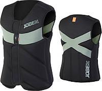 Cпасательный жилет на змейке Hybrid Comp Vest Men Nero, фото 1