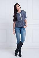 Стильная летняя женская блузка.