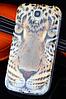 Силиконовый чехол с тигром для Samsung Galaxy S4