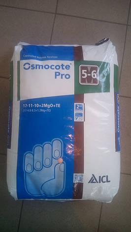 Osmocote Pro 17-11-10+2MgO+TE (5-6мес.) 25кг., фото 2